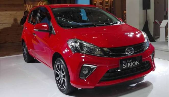 All new sirion resmi meluncur di indonesia