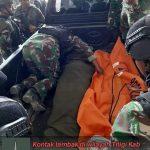 Insiden Di Titigi Kabupaten Intan Jaya, Anggota Satgas YR 400/BR Tewas Tertembak