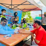 Dukung Program Kerja Kapolri, AKP. Amelia Normadiah S. Ik, Pimpin Polantas PEGI