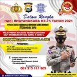 Lahir 1 Juli, Satpas SIM Polrestabes Bakal Beri Surprise Jelang HUT Bhayangkara Ke 75