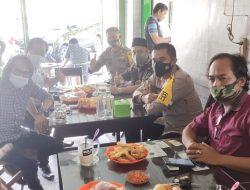 Ngopi Bareng Awak Jurnalis, AKBP. Ardyansyah S. Ik, Nitip Pesan : Bantu Saya Untuk Bone Lebih Baik