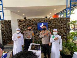 AKBP. Andi Kumara S. Ik, Dampingi Kapolrestabes Makassar Resmikan Musholla Presisi Pos 704 Fly Over