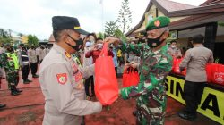 AKBP. Iwan Irmawan S. Ik, Salurkan 4000 Paket Dittipidum Bareskrim Polri Untuk Warga Terdampak